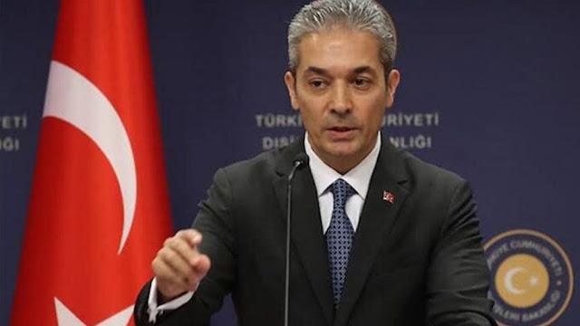 Ακσόι: Μόνο η Τουρκία έχει τις επιχειρησιακές δυνατότητες για διάσωση στην περιοχή