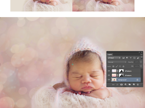 How to use Bokeh Textures ? Free Tutorial