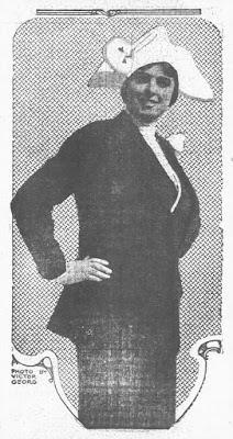 Virginia Rappe Tuxedo Girl