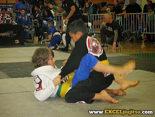 Excel Jiu Jitsu MMA & Fitness: Jiu Jitsu Grappling tournament Kids