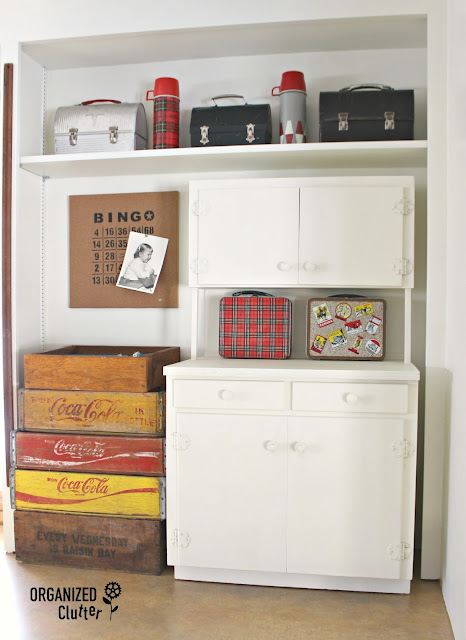 Inexpensive Room Makeover organizedclutter.net