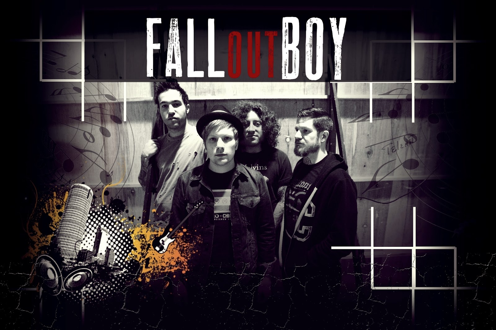 Fall Out Boy - Wallpapers FOB Obsession - Fall Out Boy Obsession