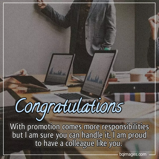 Congratulations Images For Job Promotion
