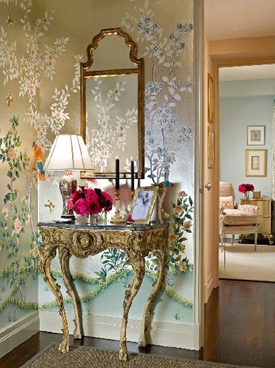 Crazy for Chinoiserie and we have a winner  Home