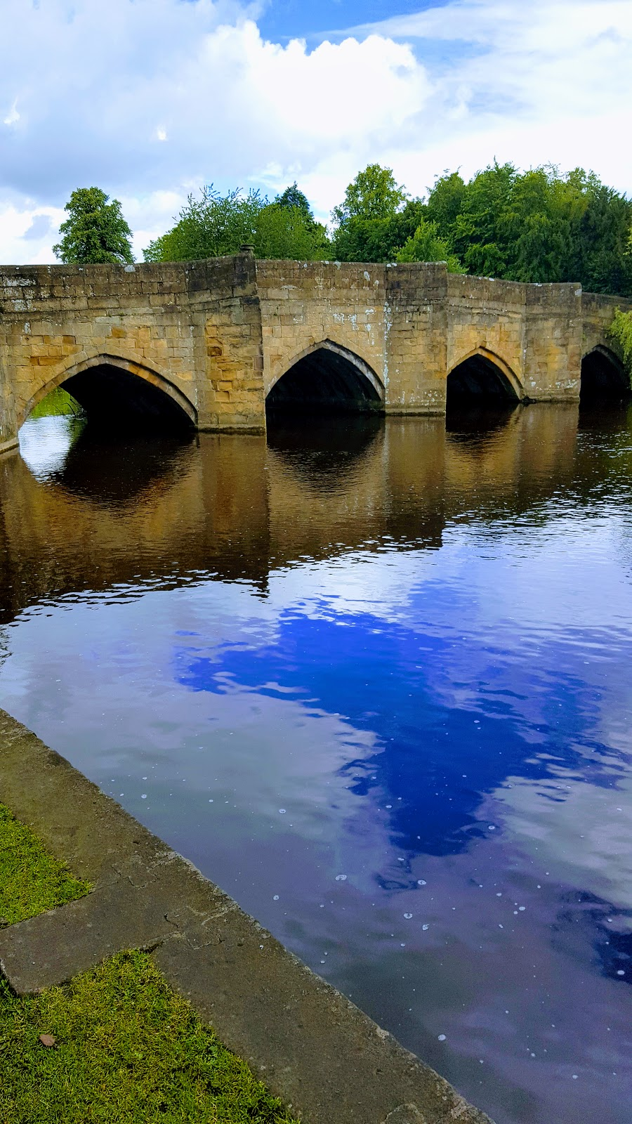 Bridge in Bakewell