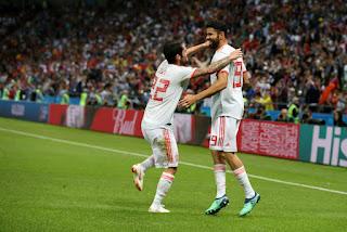 İspanya - Fas Canli Maç İzle 25 Haziran 2018