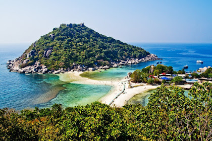 8 Famous Diving Spots in Thailand