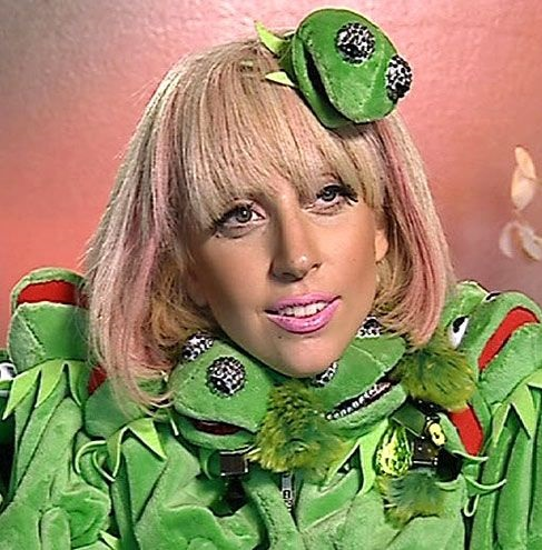 What's The Scoop On Lady Gaga and Kermit The Frog?