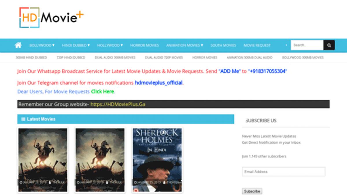 Hdmovieplus 2020 - Hdmovieplus Movies Download HD, Latest News online Hdmovieplus Illegal Website