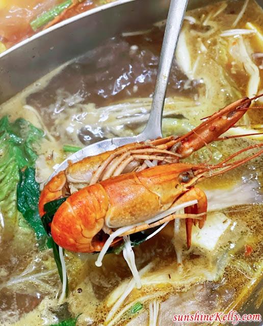 Da Long Yi Hotpot Kota Damansara Review, Da Long Yi Hotpot, 大龙燚火锅, Kota Damansara Restaurants, Best Mala Hotpot KL, Best Mala Hotpot Malaysia, Food