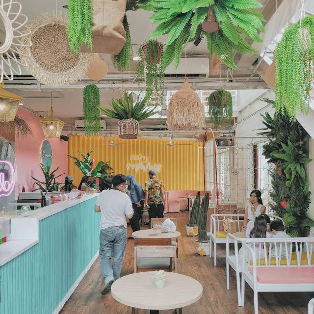 Cafe Summer Z di Surabaya