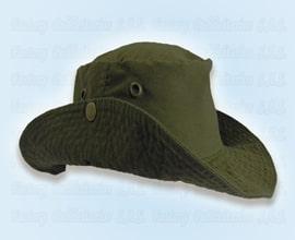 Sombreros tipo militar fabrica
