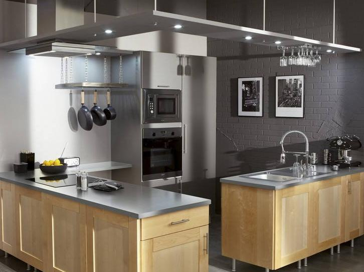 Ideas para pintar la cocina comedor casa dise o - Cocina comedor ideas ...