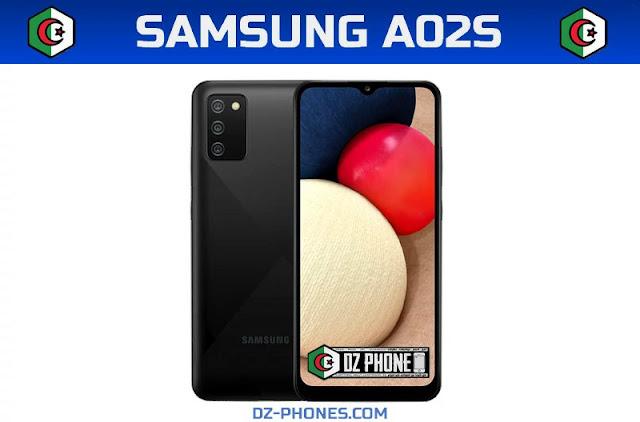 سعر سامسونج A02s  في الجزائر و مواصفاته Samsung A02s Prix Algerie