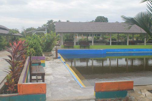 Wisata Pulau Kulong Sijuk.