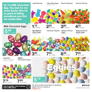 Bulk Barn Flyer Deals so great valid March 8 - 21, 2018