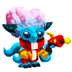 Brainy Dragon