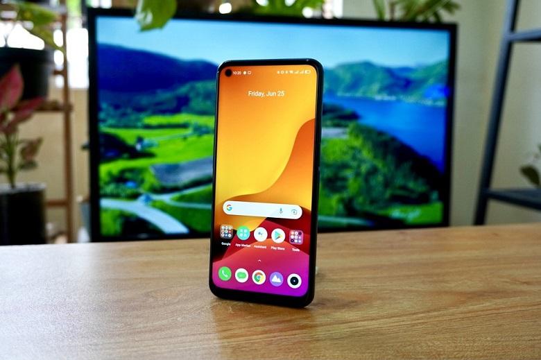 realme 8 5G Display Review