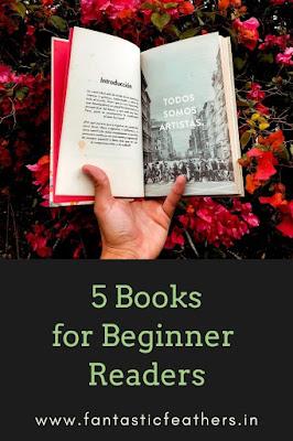recommended books for beginner readers