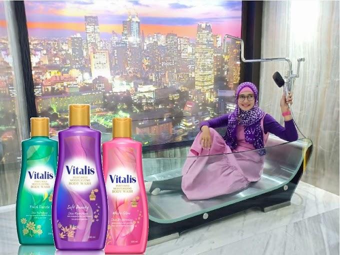 Hilangkan Stres Dengan Mandi Parfum Vitalis Body Wash
