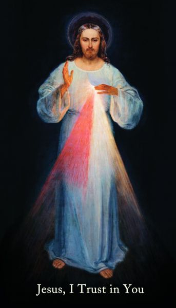 Divine Mercy Sunday - Second Easter Sunday Gospel - Jesus Appears to the Disciples  - John 20:19-31