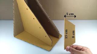 tutorial cara membuat lampu studio sederhana dari kardus