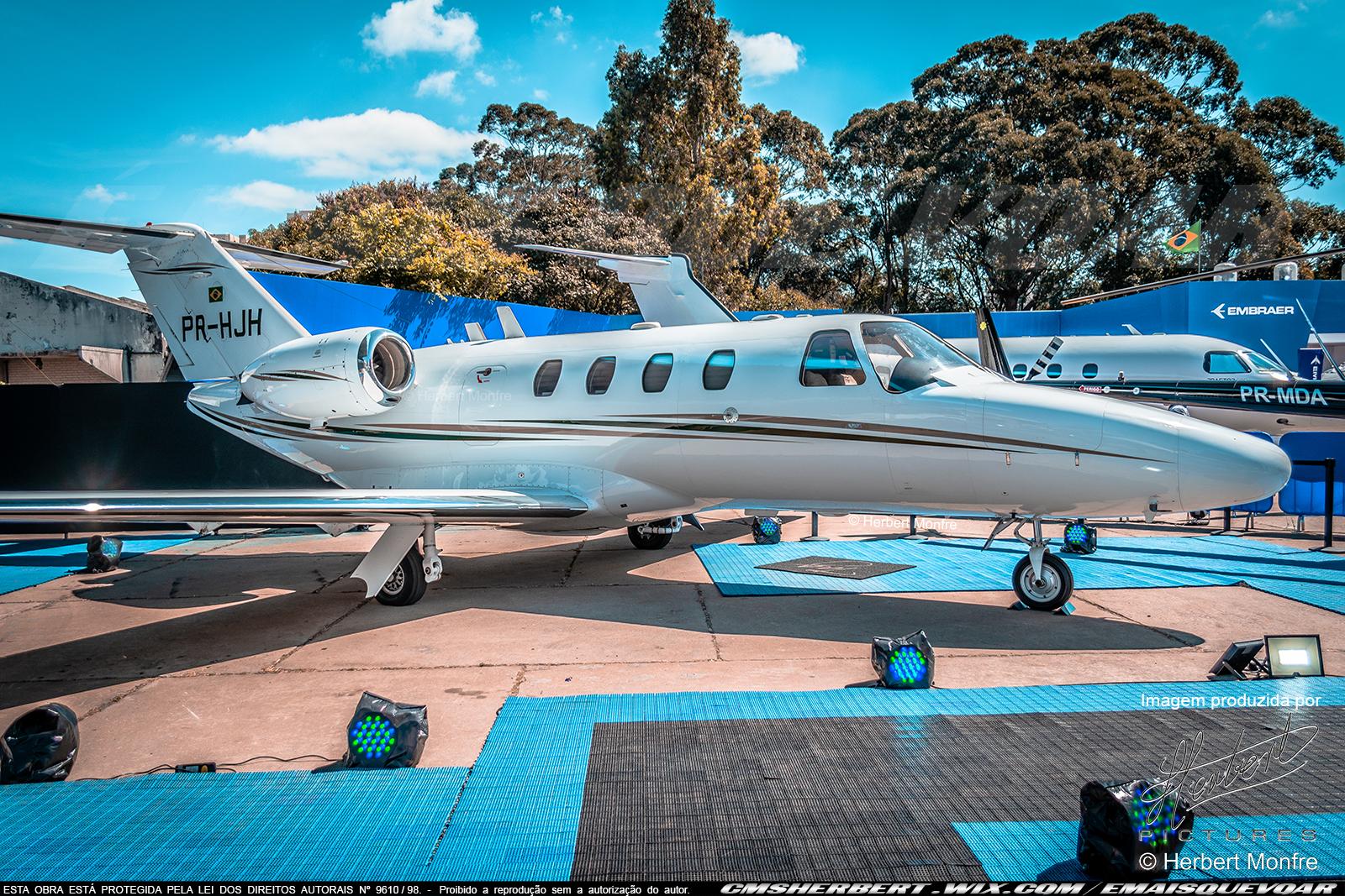 Cessna Citation M2 | PR-HJH | Foto © Herbert Monfre - Contrate o fotógrafo em cmsherbert@hotmail.com | by É MAIS QUE VOAR | LABACE 2019