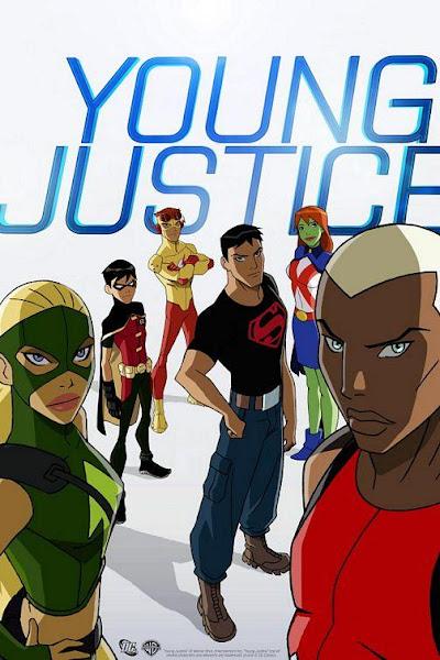La joven Liga de la Justicia Temporada 2 Español Latino 480p