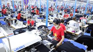 Việt Nam trên con đường giành vị thế công xưởng mới của thế giới 【ベトナム 世界の工場!】