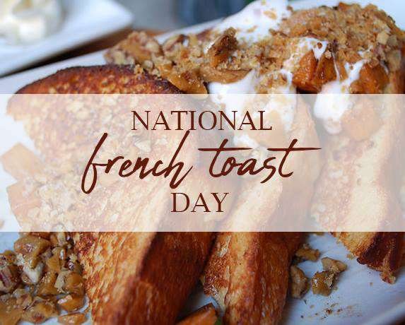 National French Toast Day Wishes Awesome Picture
