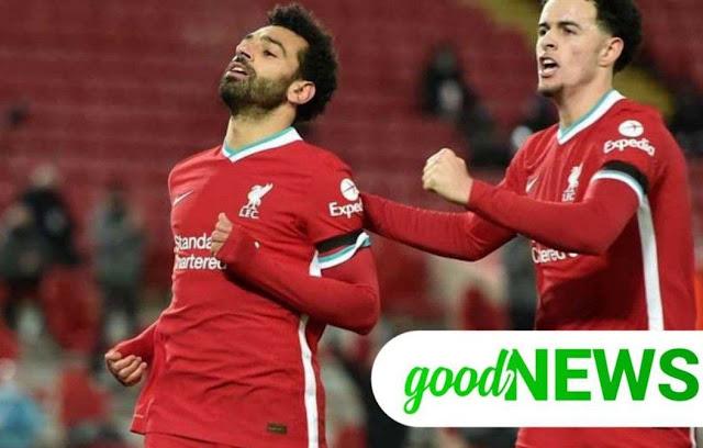تشكيل نادي ليفربول - صلاح وجوتا يقودان الهجوم ضد ولفرهامبتون