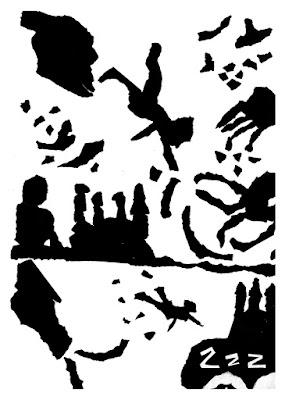 fumetto a strappo - Scuola d'Arte Castello Sforzesco