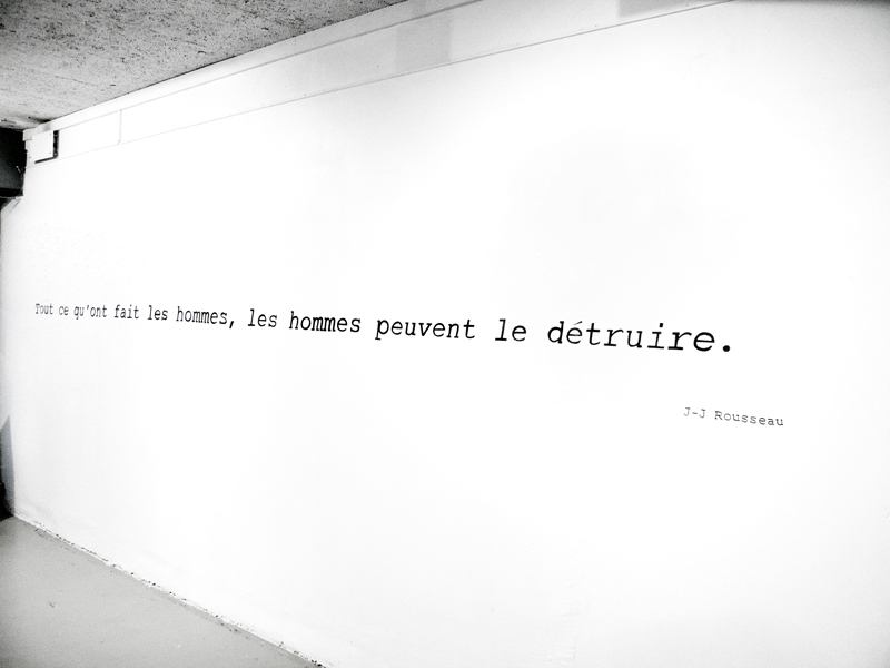 Citation jean-Jacques Rousseau