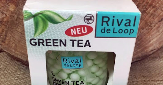 Rival De Loop - Green Tea Gece Kremi 60ml