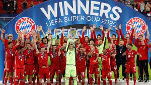 Bayern Munich European Super