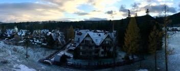 Hotel Rezydencja Nosalowy Dwór, Zakopane, widok z piętro 5