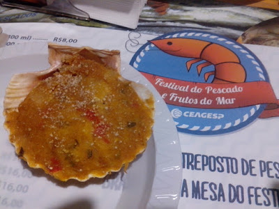 Resultado de imagem para Ceagesp: comidinhas de praia no festival de pescados