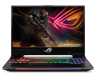 Review of ASUS ROG Strix Scar III G531GV