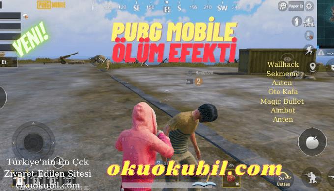 Pubg Mobile Ölüm Efekti Wallhack, Sekmeme, Aimbot En Güzel Hile