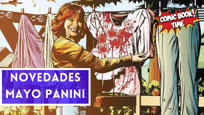 Panini Cómics, novedades para junio 2021