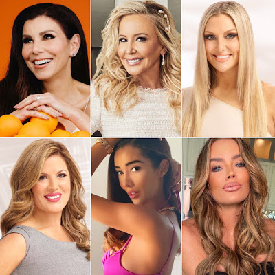 The Real Housewives Of Orange County Spotted Filming Season 16 Along With Rumored Newbies Noella Bergener And Nicole James — See Pics Here!