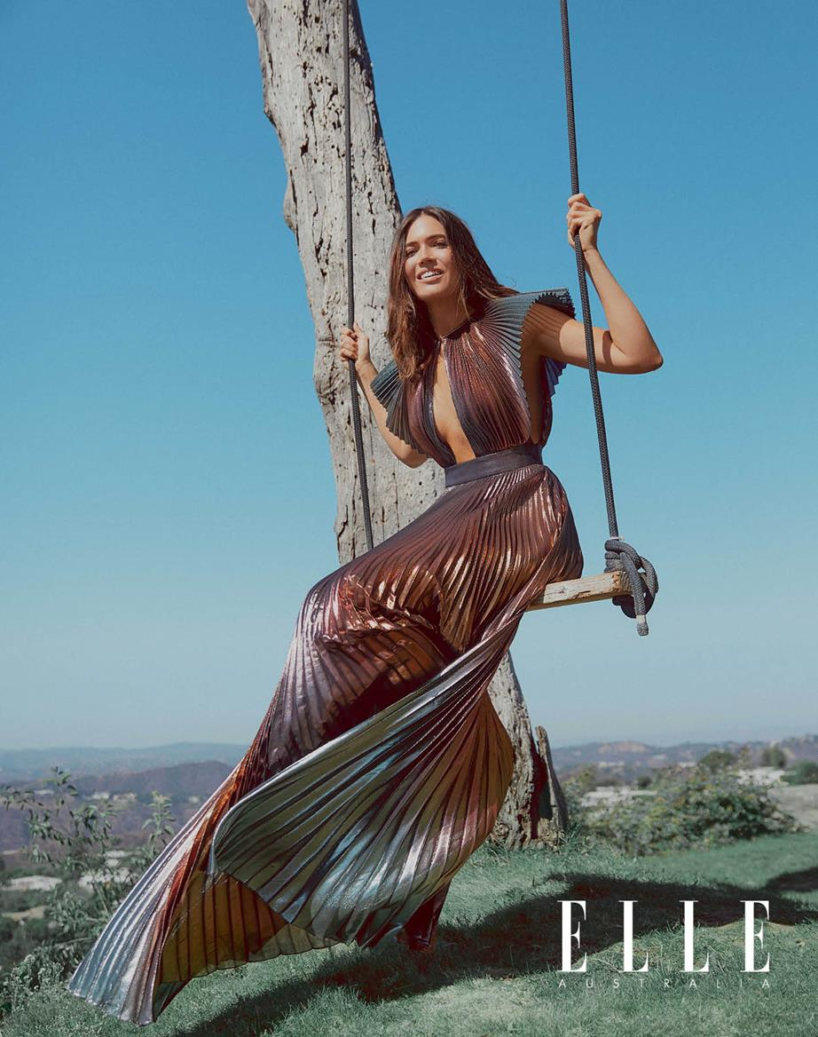 Mandy Moore for Elle Australia December 2018
