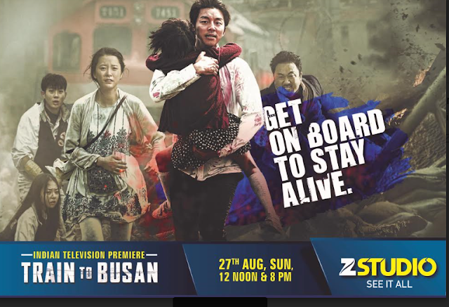 'Train to Busan' soon to arrive on Zee Studio on 27th August