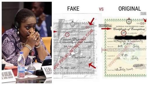 NYSC Forgery Saga: NGO Sues IGP Over Kemi Adeosun