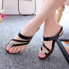 Latest PU footwear for Women 2015