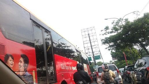 Dishub Siap Fasilitasi TransJakarta Masuk Terminal Depok
