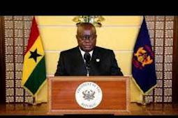 Inilah Pidato Presiden Ghana, Nana Addo Dankwa Akufo-Addo Berbicara di Debat Umum PBB ke 75