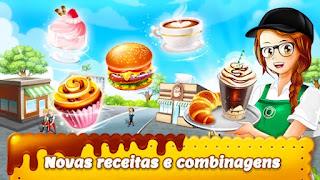 Cafe Panic: Restaurante cozinha Apk Mod
