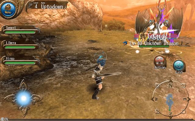 RGB Toram Online Screenshot 01