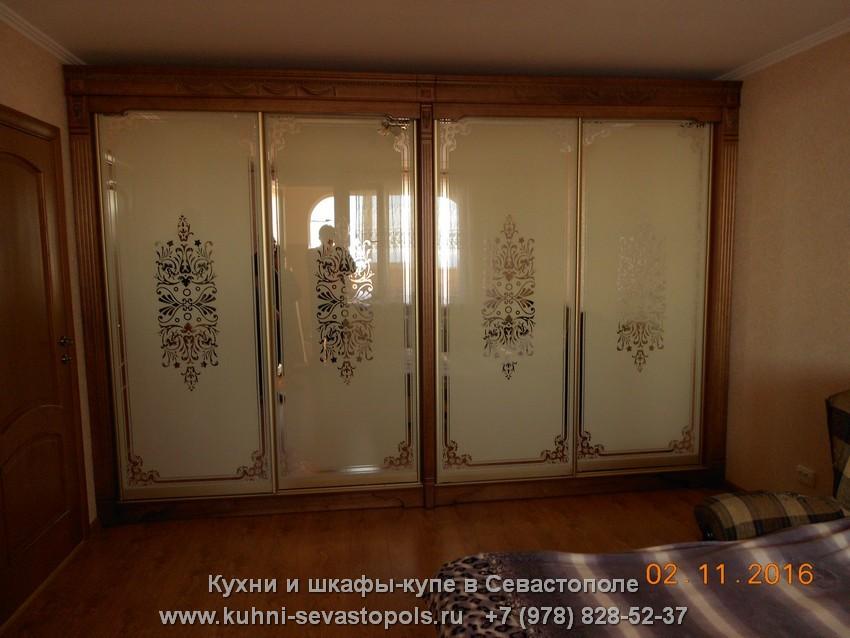 Заказать шкаф купе в Севастополе